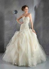 Свадебное платье пышное из коллекции Тайные желания от gabbiano