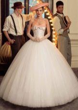 Свадебное платье пышное от Татьяны Каплун