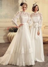 Свадебные платья в стиле ретро от Татьяны Каплун