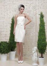 Свадебное платье футляр из коллекции Love & Lacky
