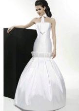 Свадебное платье из коллекции Кураж в пол