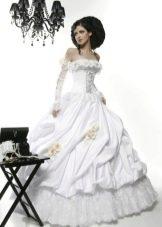 Свадебное платье из коллекции Кураж пышное
