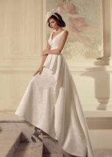 Платье свадебное от Татьяны Каплун