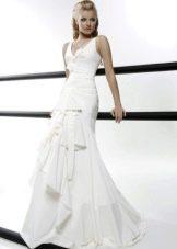 Свадебное платье из коллекции Кураж Татьяны Каплун