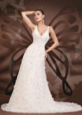 Свадебное платье русалка от  To Be Bride 2012