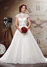 Свадебное платье из Bridal Collection 2014 закрытое