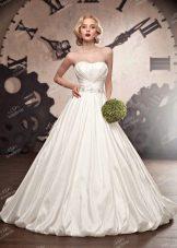 Свадебное платье из Bridal Collection 2014  а-силуэта