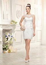 Свадебное платье из Bridal Collection 2014  футляр
