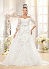 Свадебное платье из Bridal Collection 2014  в стиле принцесса