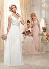 Свадебное платье из Bridal Collection 2014  ампир