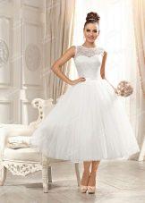 Свадебное платье из Bridal Collection 2014  короткое