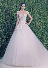 Свадебное платье из зимней коллекции 2014