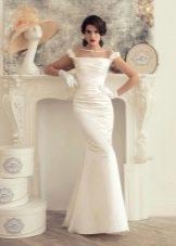 Свадебное платье из коллекции утомленные роскошью в стиле ампир