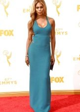 Laverne Cox Emmy 2015 - платье Эмми 2015