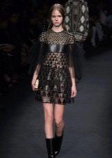Вечернее платье от Валентино короткое 2016