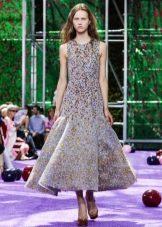 Вечернее платье от Диора 2016