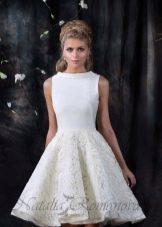 Свадебное платье из коллекции EUROPE COLLECTION короткое