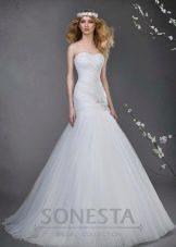 Свадебное платье из коллекции «Love Story»