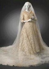 Платье 19 века старинное