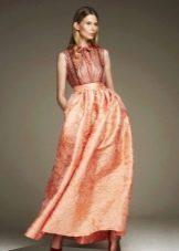 Вечернее платье закрытое