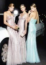Вечерние платья для ресторана от Розы Клара