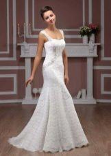 Свадебное платье из коллекции Luxury от Hadassa рыбка