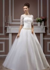 Свадебное платье из коллекции Luxury от Hadassa пышное