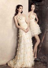 Свадебное платье-трансформер из коллекции По дороге в Голливуд