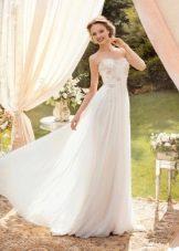 Свадебное платье из коллекции «Sole Mio» с корсетом