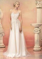 Свадебное платье из коллекции «Эллада» в пол