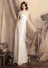 Свадебное платье из коллекции По дороге в Голливуд кружевное