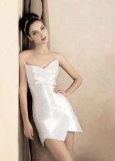Свадебное короткое платье из коллекции По дороге в Голливуд