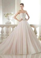 Свадебное платье из коллекции Glamour от San Patrick цветное
