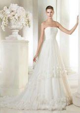 Свадебное платье из коллекции Fashion от San Patrick а-силуэта