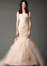 Свадебное платье от Веры Вонг из коллекции 2012 русалка