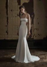 Свадебное платье от Веры Вонг 2016 с вырезами