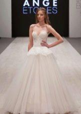 Свадебное платье от Ange Etoiles пышное