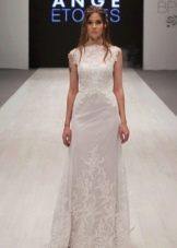 Свадебное платье от Ange Etoiles закрытое