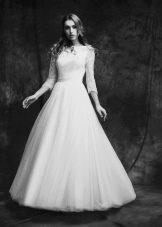 Свадебное платье от Anne-Mariee из коллекции 2015