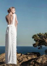 Свадебное платье от Anne-Mariee из коллекции 2014 из кружева