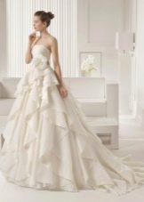 Свадебное платье от Rosa Clara пышное
