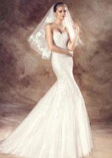 Свадебное платье от Avenue Diagonal русалка