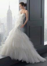 Свадебное платье от Rosa Clara