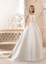 Свадебное платье от Cabotine пышное