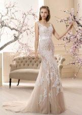 Свадебное платье от Cabotine айвори