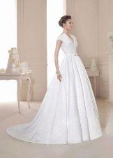 Свадебное платье от Novia D Art пышное