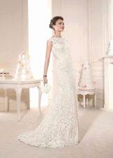 Свадебное платье от Novia D Art