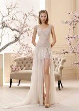 Свадебное платье от Cabotine короткое
