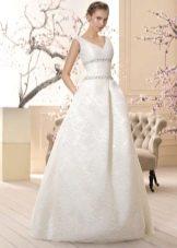 Свадебное платье от Cabotine непышное