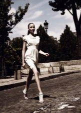 Свадебное платье от Уго Зальди футляр